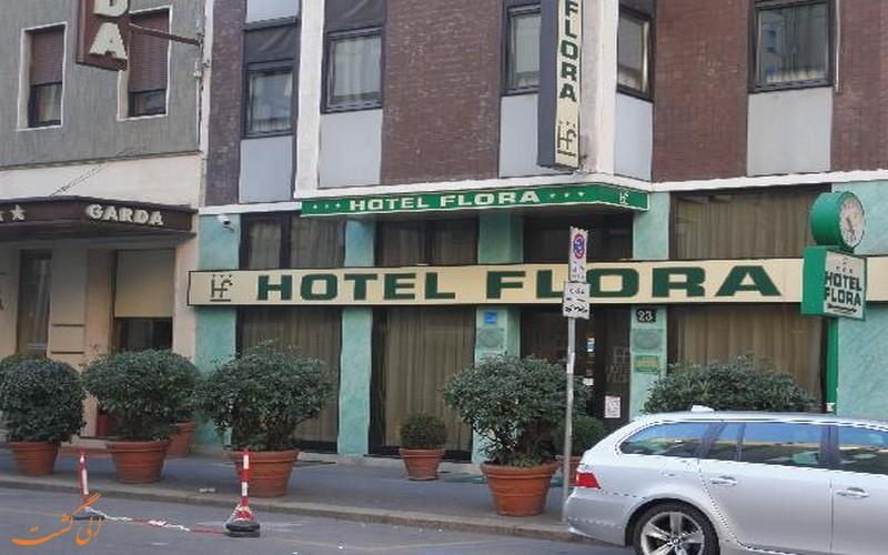 معرفی هتل فلورا میلان ، 3 ستاره
