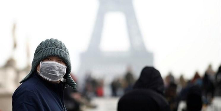 افزایش رفتار نژادپرستانه فرانسوی ها با اتباع چینی در پی شیوع کرونا