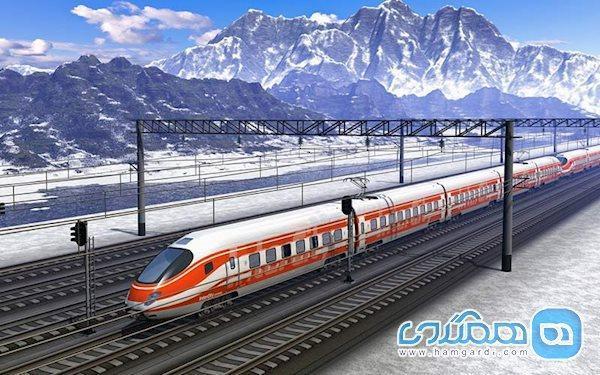 چرا قطار یکی از بهترین وسایل نقلیه برای سفر است ؟
