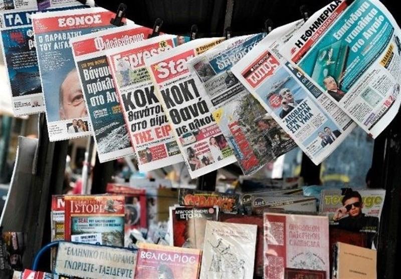 نشریات ترکیه در یک نگاه، چرا در زلزله های ژاپن٬ کسی نمی میرد، اردوغان در الجزایر