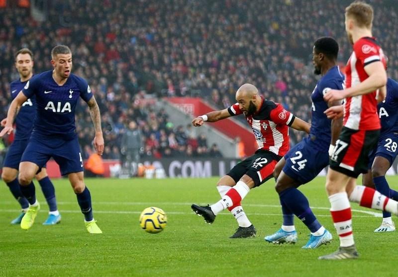 لیگ برتر انگلیس، تاتنهام مورینیو سال جدید را با شکست شروع کرد، لستر جایگاهش را در رده دوم مستحکم کرد
