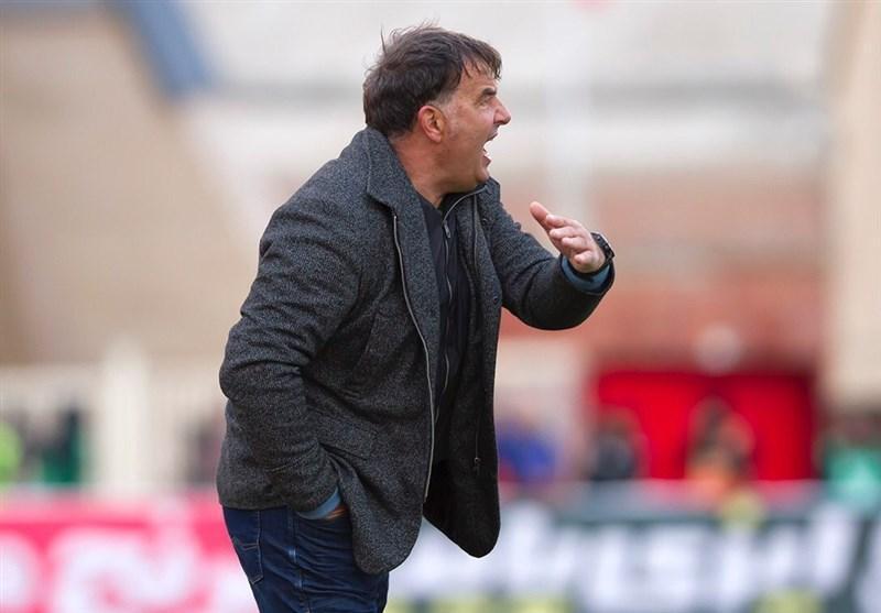 کریستیچوویچ: تصمیم فدراسیون مرا ناامید کرد، به بقای شاهین اعتقاد نداشتم در این تیم نمی ماندم