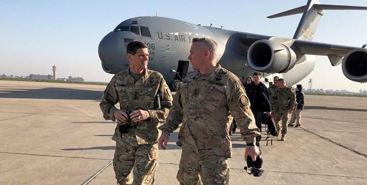 طرح واشنگتن برای دور زدن طرح مجلس عراق مبنی بر اخراج آمریکایی ها