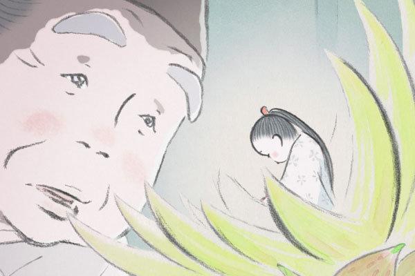 شاهزاده خانمی که از دل بامبو به ماه رفت، افسانه ژاپنی با نقاشی های دستی