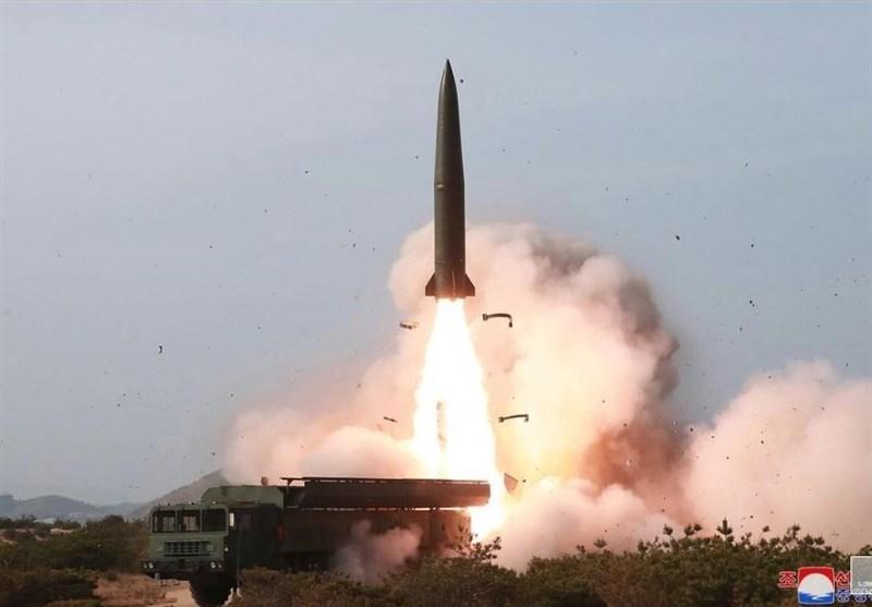 کره شمالی 2 موشک بالستیک شلیک کرد