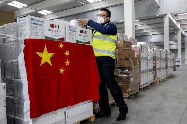 اتحادیه اروپا به یاری های کرونایی چین و روسیه بدبین شد!